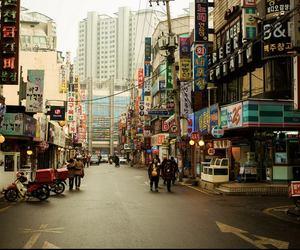 korea, city, and seoul image