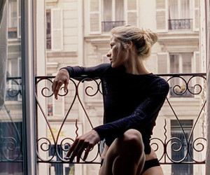 balcony, light, and lovely image