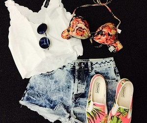 clothes, summer, and fashion image