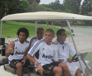 pepe, real madrid, and marcelo vieira image