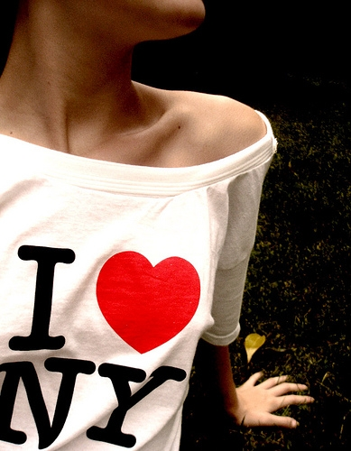 ny, fashion, and girl image