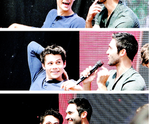 tyler hoechlin and dylan obrien image