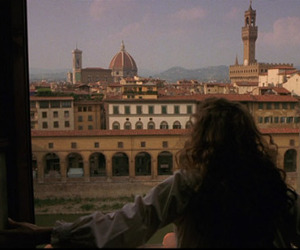 a room with a view, florence, and italy image