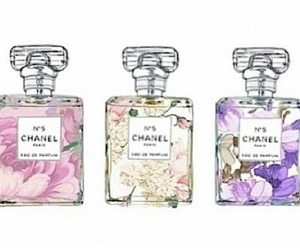 chanel, cute, and floral image
