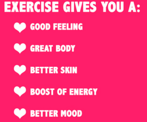 body, exercise, and fitness image