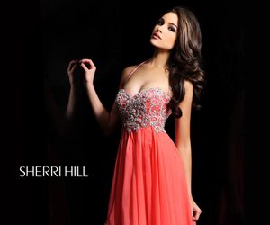 dress, Prom, and sherri hill image