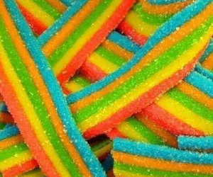 colorful, sweet, and eat image