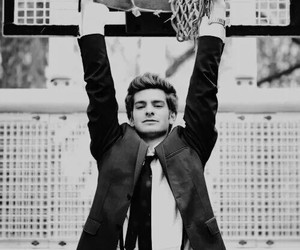 andrew garfield, sexy, and Basketball image