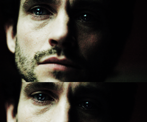 eyes, will graham, and men image