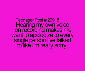 apologize, quotes, and talk image