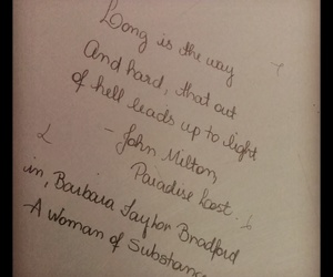 handwritten, quote, and a woman of substance image