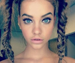 barbara palvin, model, and eyes image
