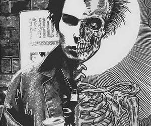 sid vicious, punk, and sex pistols image