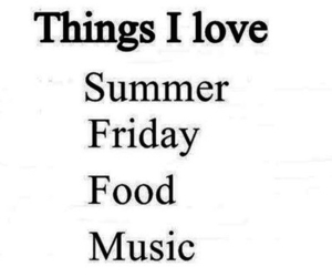 summer, food, and music image