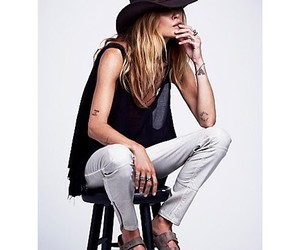 arm, body art, and Erin Wasson image