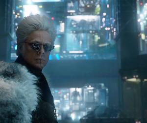 Benicio del Toro, the collector, and guardians of the galaxy image