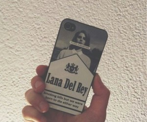 lana del rey, iphone, and case image
