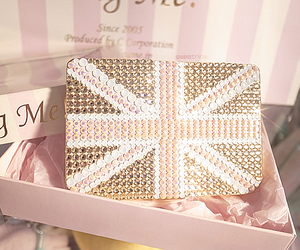 pink, bag, and london image