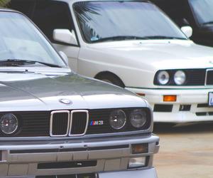 bmw, car, and e30 image