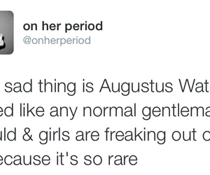the fault in our stars, tfios, and gentleman image