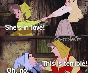 love, disney, and terrible image