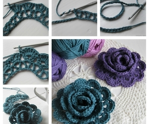 diy, crafts, and crochet image