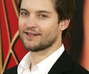 Tobey Maguire and cute image