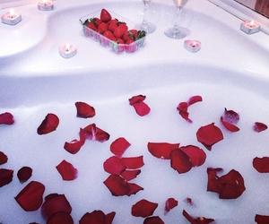 beautiful and strawberry image