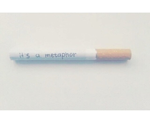 smoke, augustus waters, and book image