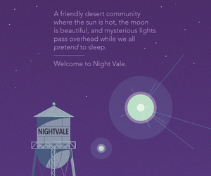 welcome to nightvale image