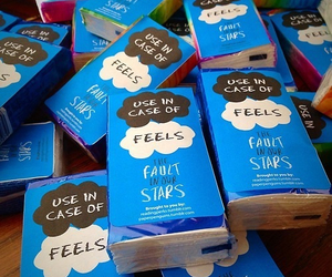 the fault in our stars, tfios, and john green image