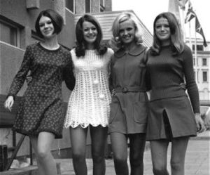 60s, vintage, and friends image