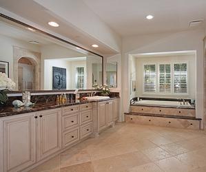 bath, design, and home image