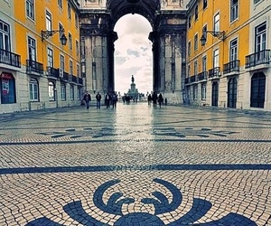 lisbon, travel, and portugal image