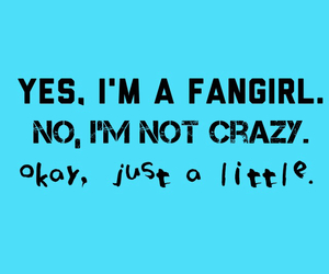 crazy and fangirl image