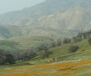 california, bakersfield, and mountains image