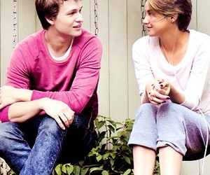 Shailene Woodley, tfios, and love image