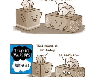 funny and the fault in our stars image