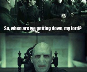 friday, harry potter, and voldemort image