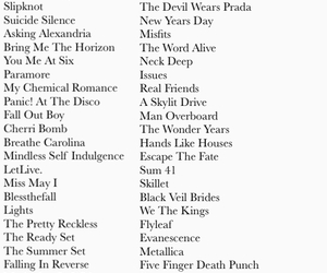 all time low, bands, and breathe carolina image