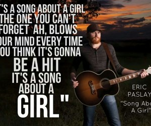 country, girl, and music image