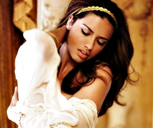 Adriana Lima, beautiful, and girl image