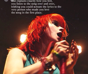 paramore and quote image