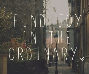quotes, joy, and ordinary image