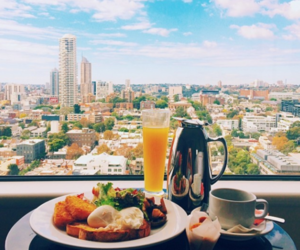 breakfast, food, and beautiful image