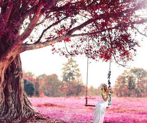 tree and pink image