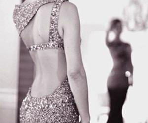 black and white, streili, and fashion image