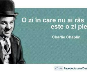 charlie chaplin, romana, and mesaje image