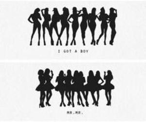 girls generation, snsd, and song image