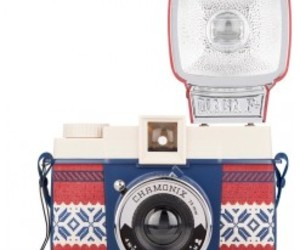 camera, lomography, and love image